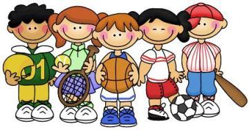 Risultati immagini per bambini sport